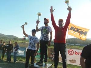 Christos Tsaggaras, 3rd place