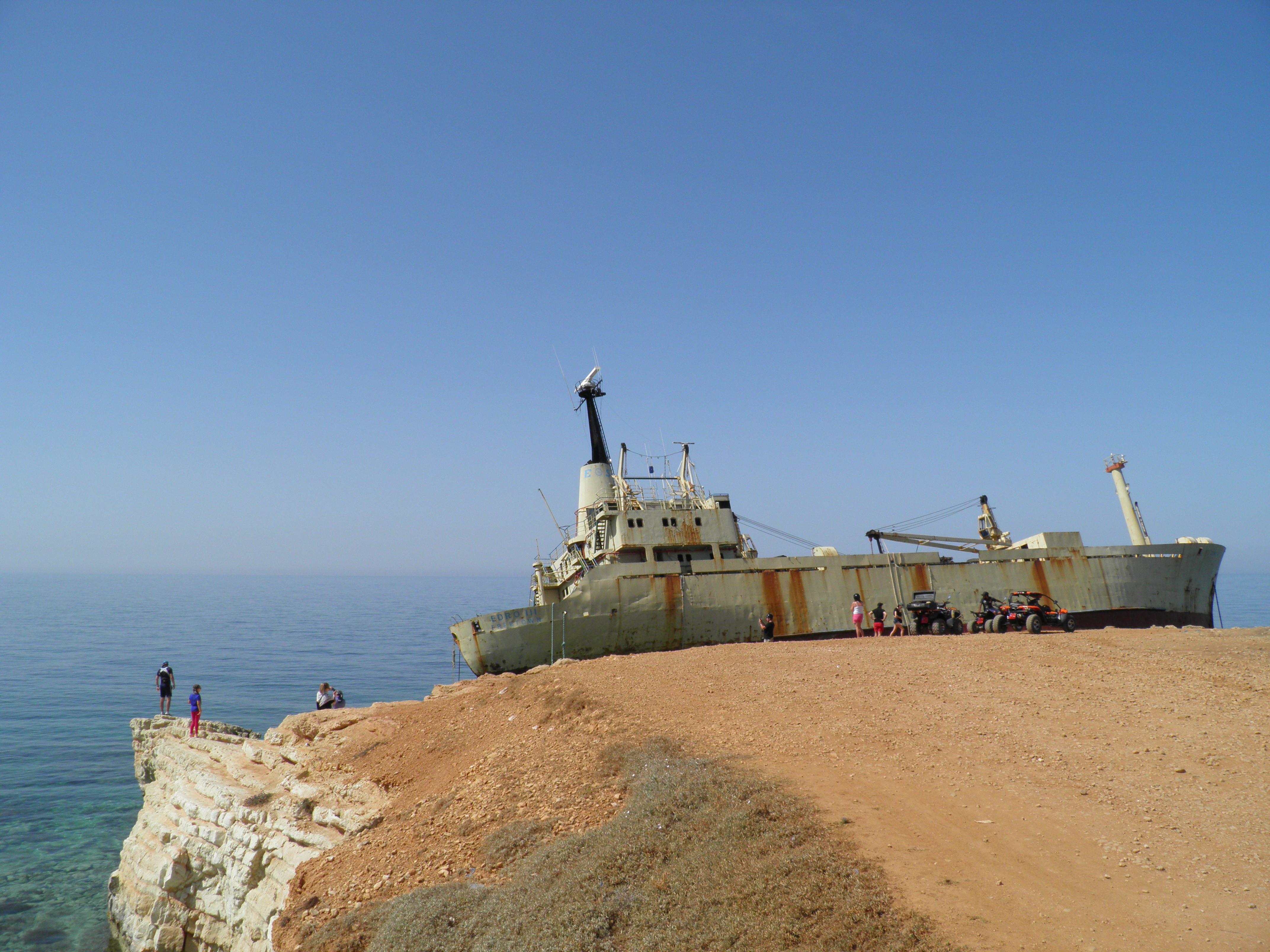 Edro III shipwreck